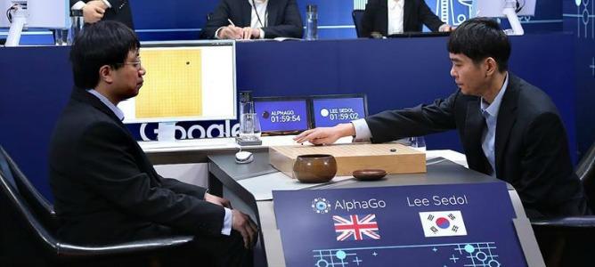El campeón de 'go' logra vencer al programa AlphaGo de Google