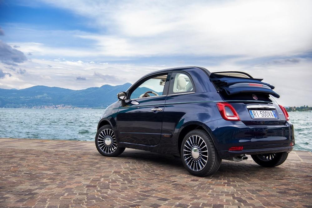 El nuevo Fiat 500 Riva ya está a la venta