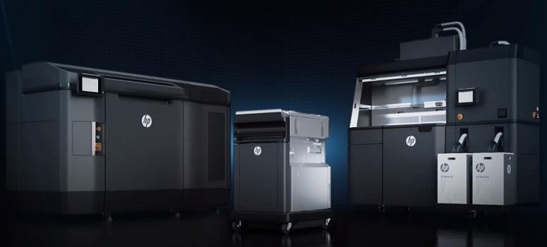 HP crea el primer sistema de impresión 3D orientado a la producción