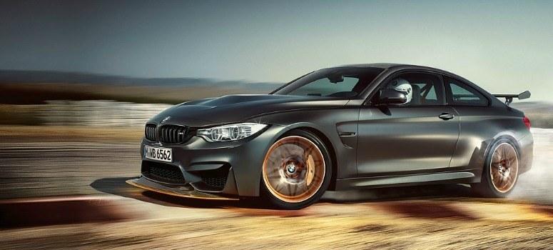 M4 GTS, la última versión de BMW