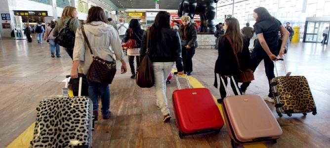 El consumo de Wi Fi en aeropuertos de Aena se dispara desde que es gratis