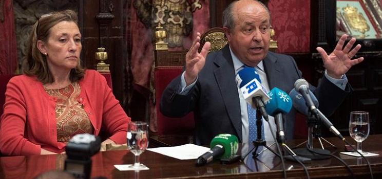 Dimite Torres Hurtado por la presión de Ciudadanos