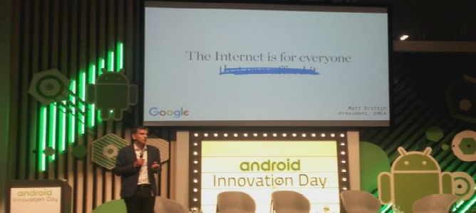 Google celebra el primer Android Innovation Day europeo en Madrid