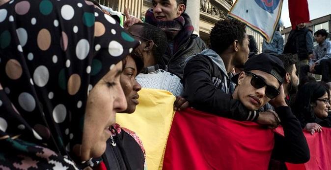 El yihadismo islámico hunde el turismo en Bruselas