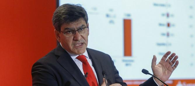 La estrategia del Santander para elevar la rentabilidad y el dividendo