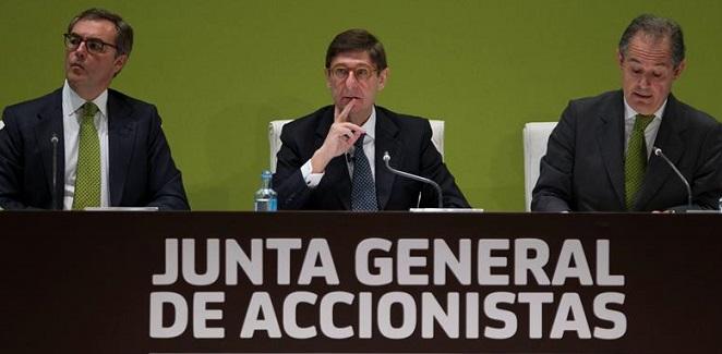 Bankia devuelve otros 195 millones al Estado en forma de dividendo