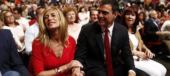 Los contratos basura de la empresa de la mujer de Pedro Sánchez