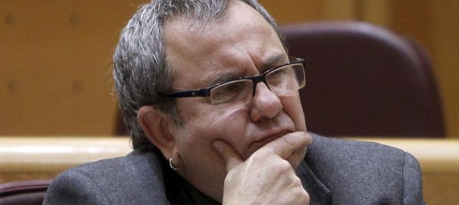 El senador de EH Bildu Iñaki Goyoaga, procesado por integración en ETA