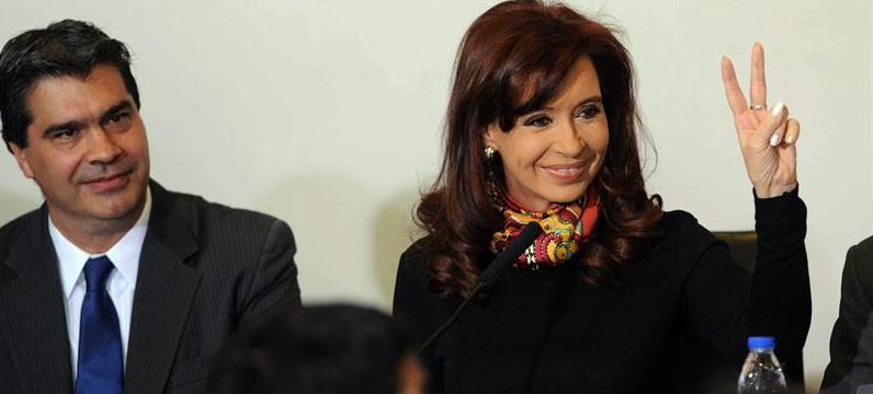 Cristina Fernández, embargada y procesada por especular con los futuros del dólar