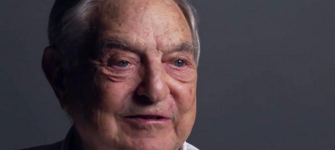 ¿Tormenta bursátil? George Soros se refugia en el oro