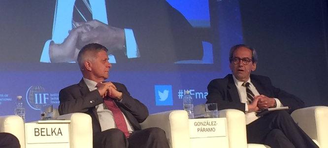 BBVA: España hubiera crecido al 3% si hubiera un Gobierno estable