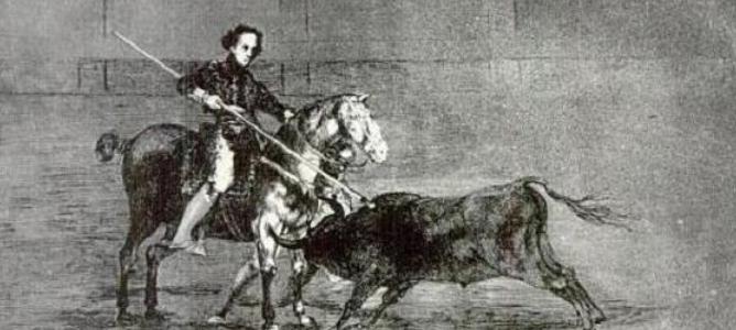 La Academia de Bellas Artes manipula a Goya y lo declara antitaurino