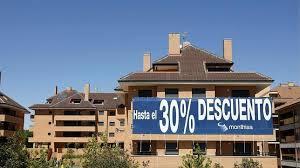 La banca tiene 23.500 millones en hipotecas que superan el valor de tasación