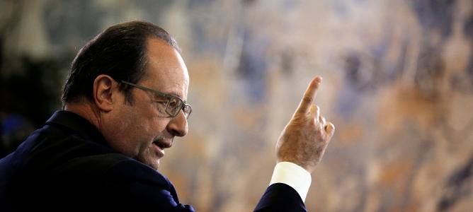 Hollande augura que Londres perderá operaciones de bolsa en euros