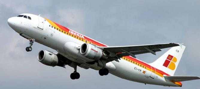 Iberia vuelve a volar a Johannesburgo