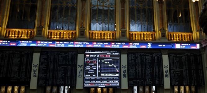 El IBEX 35 prosigue el rebote de la mano de los bancos centrales