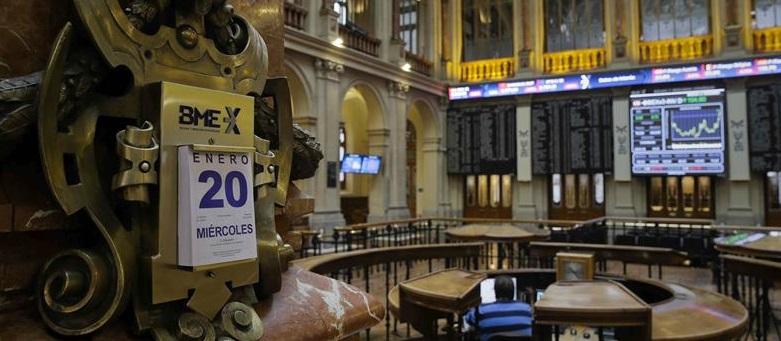 Desplome de más del 3% del Ibex 35