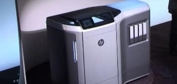 Las nuevas impresoras 3D de HP saldrán al mercado a finales de año