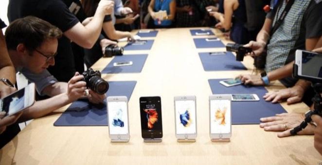 Las ventas de iPhone avanzan al ritmo más lento de la historia de Apple
