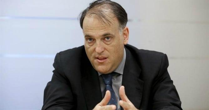 Tebas: '¿Habrá qué preguntar si 'Puta Cataluña' es libertad de expresión?'