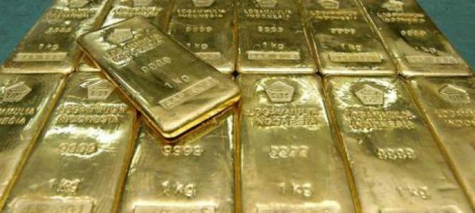 El Bundesbank acapara oro