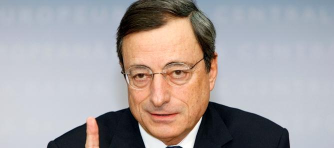 El BCE admite que el QE merma la rentabilidad de los bancos