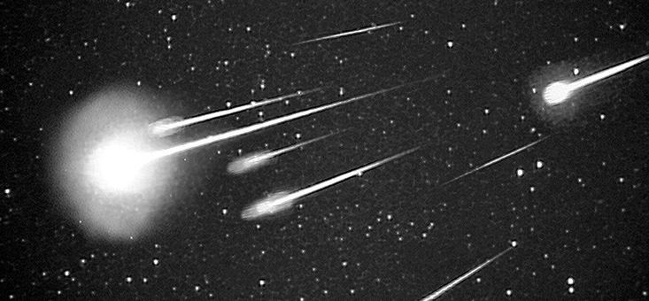 NASA: Un meteorito con la potencia de Hiroshima explota sobre el Atlántico