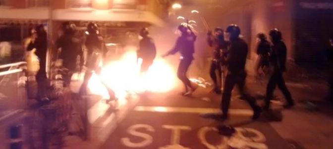 Hackean la cuenta de un sindicato de Mossos el día del juicio contra la cúpula de Anonymous
