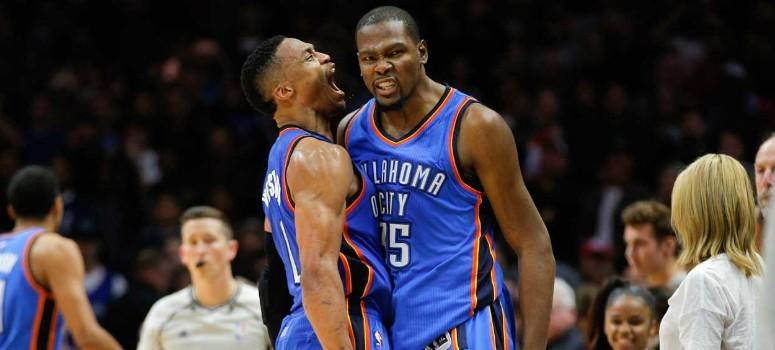 Los Thunder visitarán España ¿con Durant?
