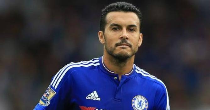 El Atlético está en Londres para traerse a Pedro