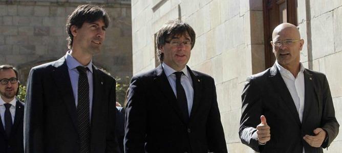 Puigdemont anuncia que abrirá embajadas catalanas en Marruecos y el Vaticano