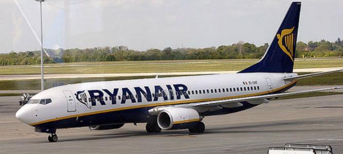 Ryanair busca nuevos tripulantes de cabina en España