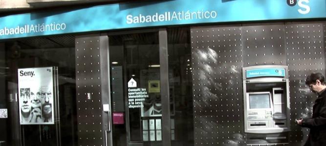 Los bajistas atacan a Popular, Bankinter y Sabadell