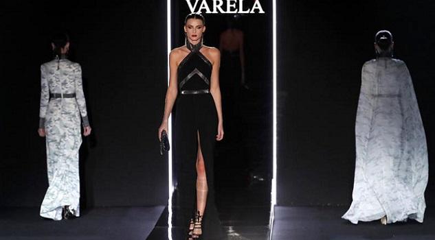 El misterioso Felipe Varela, el diseñador de la Reina, abruma con el lujo
