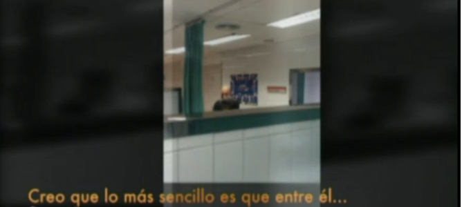 Así presionó el concejal de la CUP al médico para ir contra la Policía