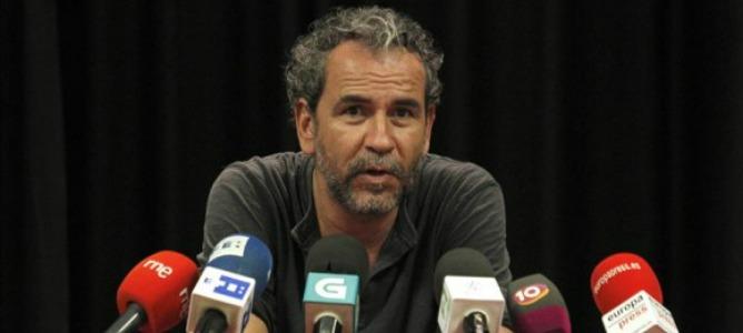 Willy Toledo va ahora contra Carmena: 'Me cago en tus muertos, alcaldesa'
