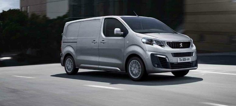 El nuevo Peugeot Expert ya está a la venta