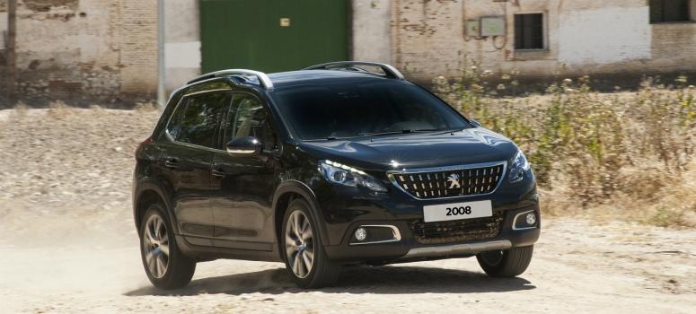 Primer Peugeot SUV Trophy del 15 al 17 de julio