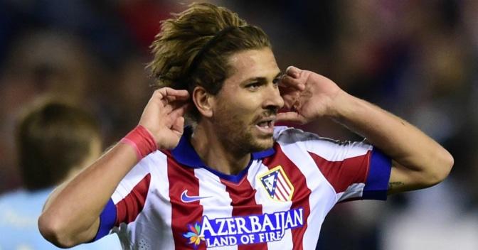 El Atlético decide el futuro de un Cerci apartado