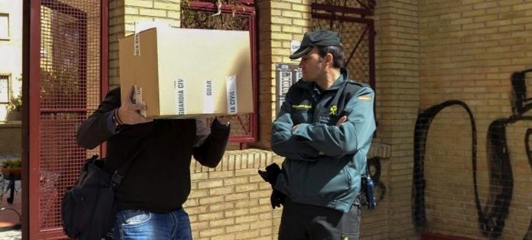 La Guardia Civil imputa a 267 personas en una nueva trama de los ERE