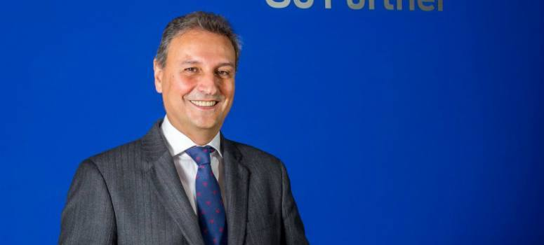 Jesús Alonso, nuevo presidente de Ford España