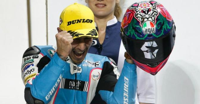 Fallece Luis Salom, piloto de Moto2