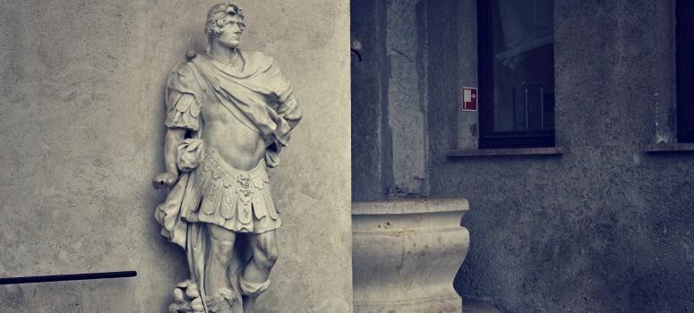Así promovían sus negocios los empresarios romanos