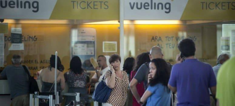 Italia investiga si Vueling, Ryanair, Volotea y Blue Panorama tienen capacidad para atender los vuelos programados