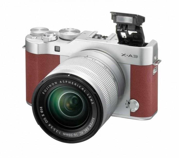 Fujifilm lanza una cámara especial para selfies