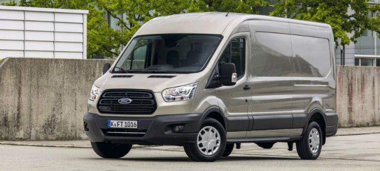 Ford permitirá a sus furgonetas detectar peatones