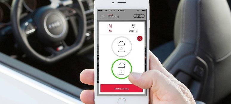 Audi impulsa en Asia su servicio «Audi at home»