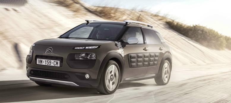 Grip Control, un verano aventurero con Citroën