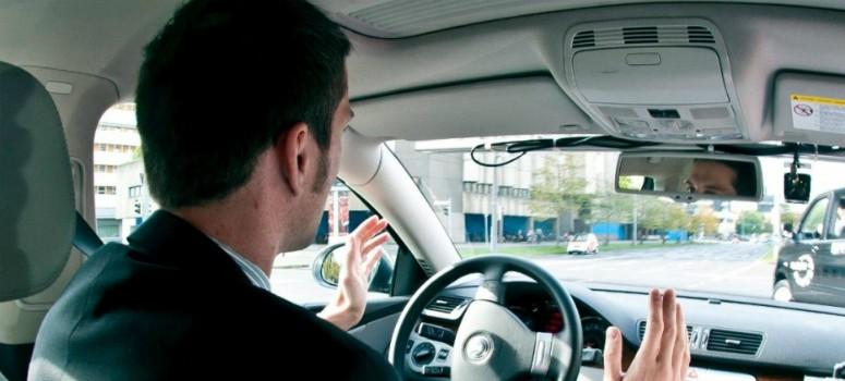 Uno de cada cuatro conductores se cansa en trayectos cortos