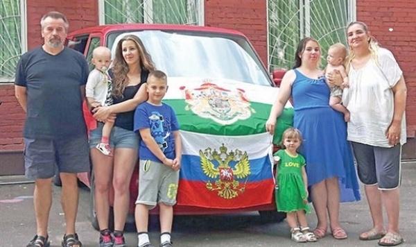 Una familia alemana pide asilo en Rusia por la invasión de los refugiados